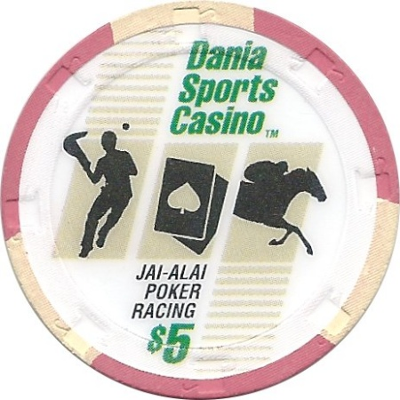 Ocala Poker And Jai Alai Casino Quality Vegas Playing Cards